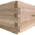 NuBee 10 Frame Medium Bee Box Uses Dovetail Joints