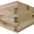 NuBee 8 Frame Medium Bee Box Uses Dovetail Joints