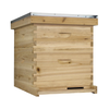 NuBee 10 Frame Beehive With 1 Deep Bee Box & 1 Medium Bee Box