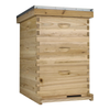 NuBee 10 Frame Beehive With 1 Deep Bee Box & 2 Medium Bee Boxes