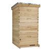 NuBee 10 Frame Beehive With 1 Deep Bee Box & 3 Medium Bee Boxes