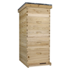 NuBee 10 Frame Beehive With 1 Deep Bee Box & 4 Medium Bee Boxes