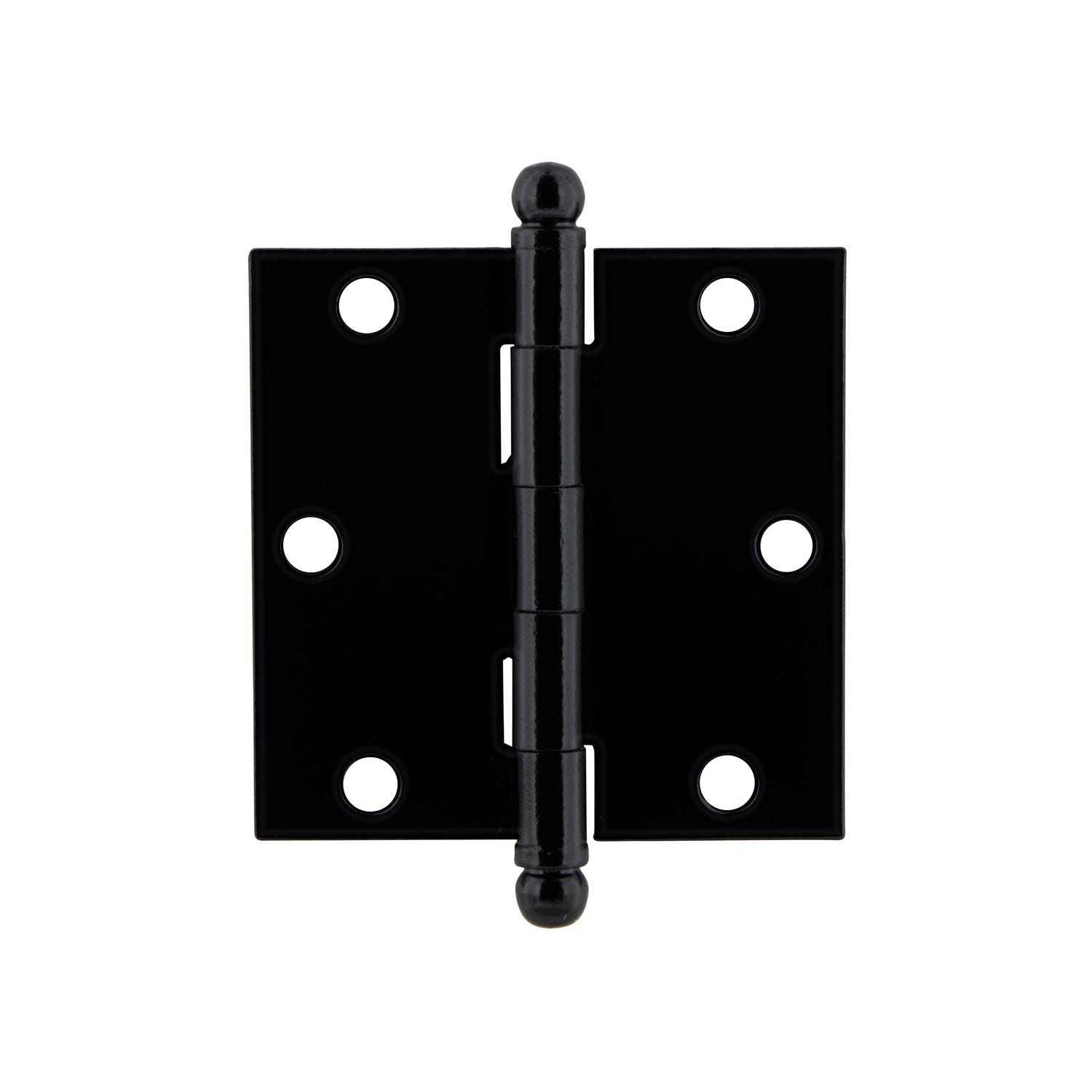 "3.5"" Residential Duty Ball Tip Hinge with Square Corners"