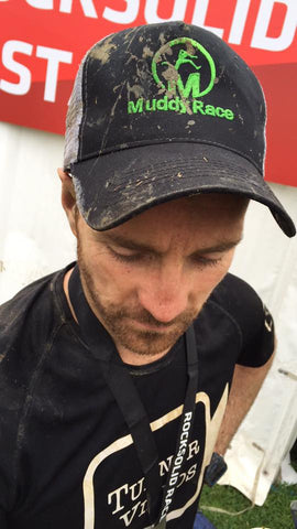 Muddy Race Cap