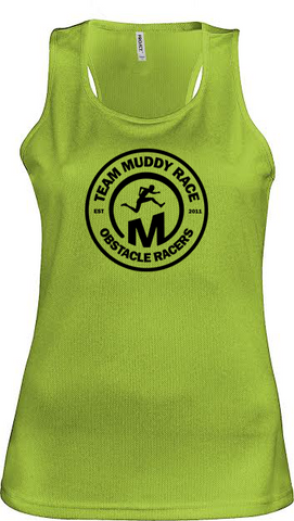 Team Muddy Race Ladies Vest