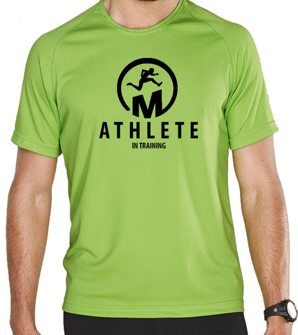 Muddy Race Athlete T Shirt
