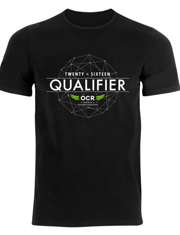 OCR World Championships Qualified T Shirt