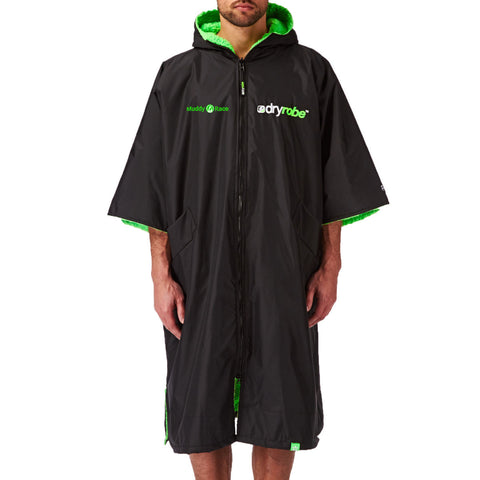 Team Muddy Race Green DryRobe