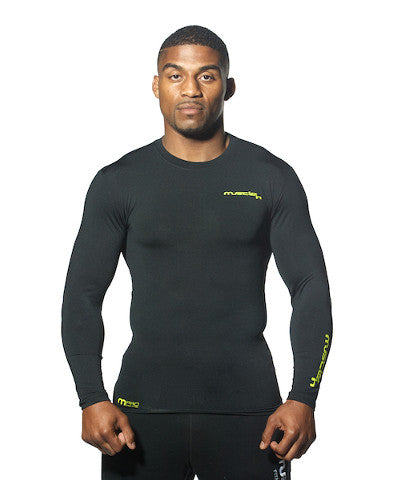 Muscle-In Obstacle Race Compression Top - Unisex