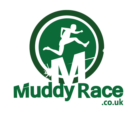 Muddy Race Window Sticker