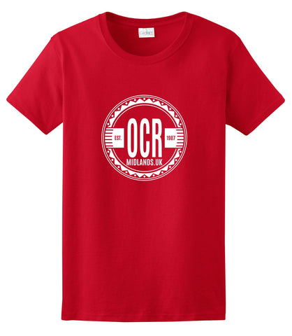 OCR Est 1987 Midlands T Shirt - Ladies