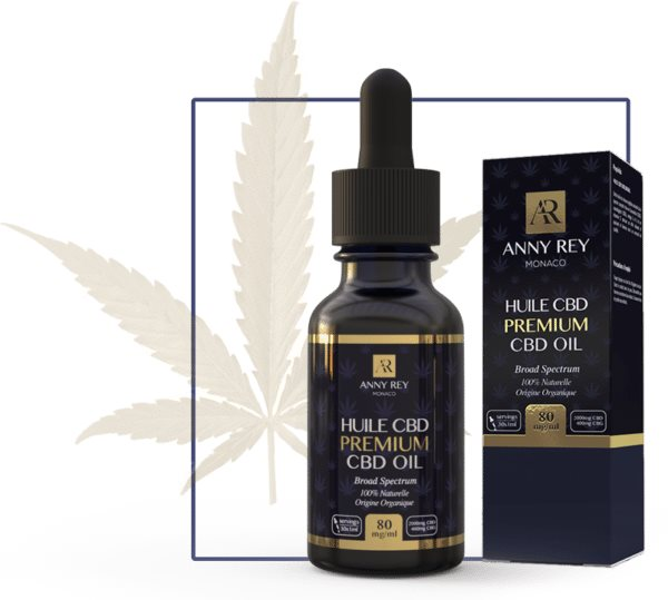 CBD olie - 30ML