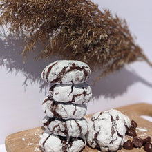 Load image into Gallery viewer, Chocolate Crinkle Cookie