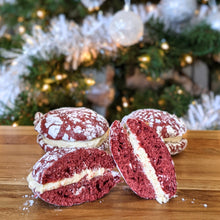 Load image into Gallery viewer, Red Velvet Mini Cakes (Local Delivery Only)
