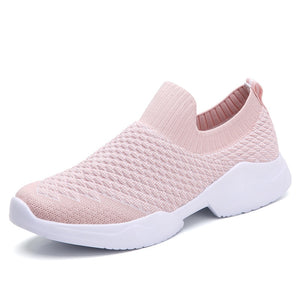 Fashion Sneakers Women Summer Breathable Mesh Flats Casual Shoes Woman Basket Femme Ladies Loafers Shoes zapatillas mujer
