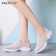 Load image into Gallery viewer, Fashion Sneakers Women Summer Breathable Mesh Flats Casual Shoes Woman Basket Femme Ladies Loafers Shoes zapatillas mujer