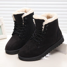 Load image into Gallery viewer, 2020 Snow Boots Waterproof Ankle Boots For Women Boots Female Winter Shoes Women Booties Plush Warm Women Winter Boots Mujer
