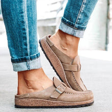 Load image into Gallery viewer, Flats Women Loafers Retro Shoes Slip On Ladies Comfort Platform Female Zapatos Mujer 2020 New Plus Size Casual Woman Summer