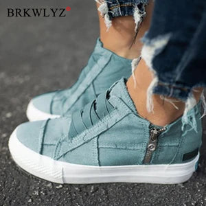New Women Casual Shoes Woman Ladies Chaussure Femme Canvas Student Vintage Girls Sapato Feminino Zapatos Mujer Shoes Woman VIP