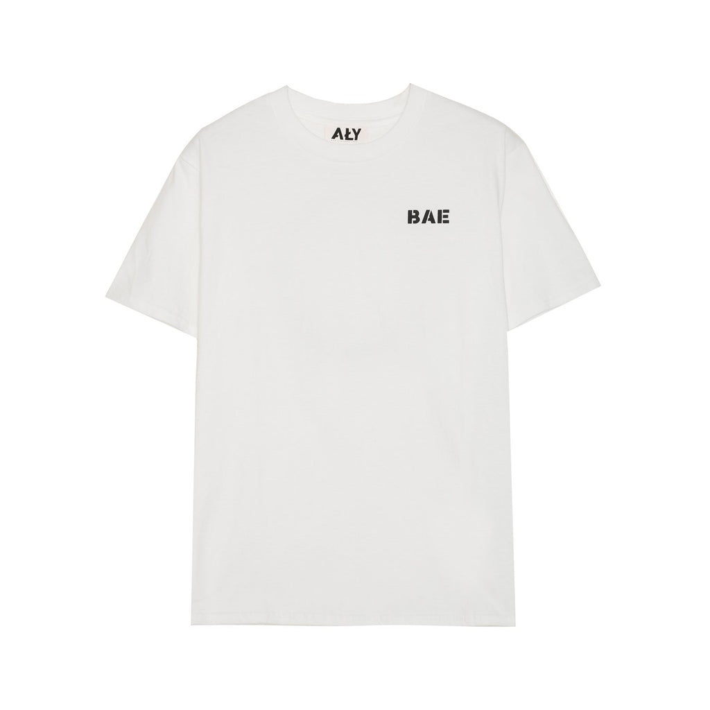 Bad Vibes Lonely Tee in White