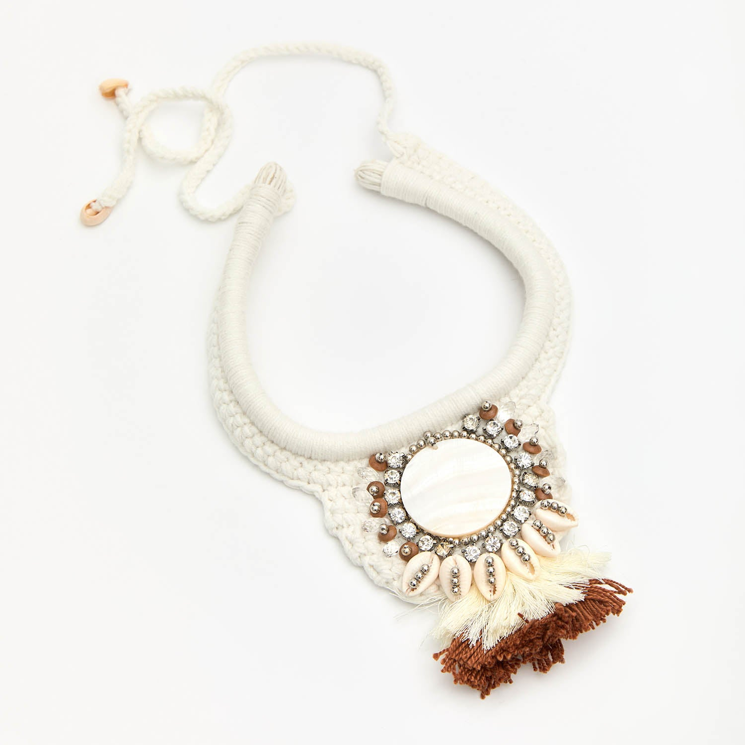 Luna Brandy Necklace