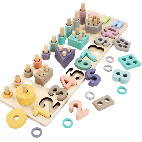 Math Learning Toys - B.BabyCo