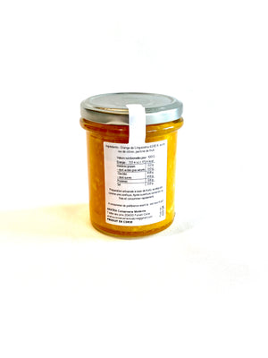 Confiture à l'orange de Linguizzeta