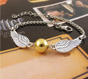 bracelet cheville harry potter