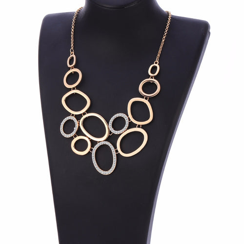 collier multirang aliexpress