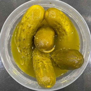 Small Whole Pickles