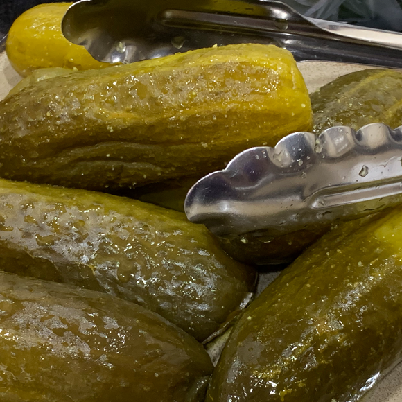 Assorted Whole Pickles