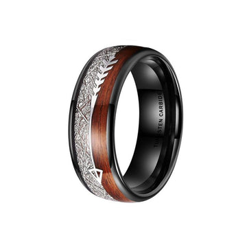 tungsten, Phoenix - Mens Rings and Wedding Bands by Lox and Lasso™️