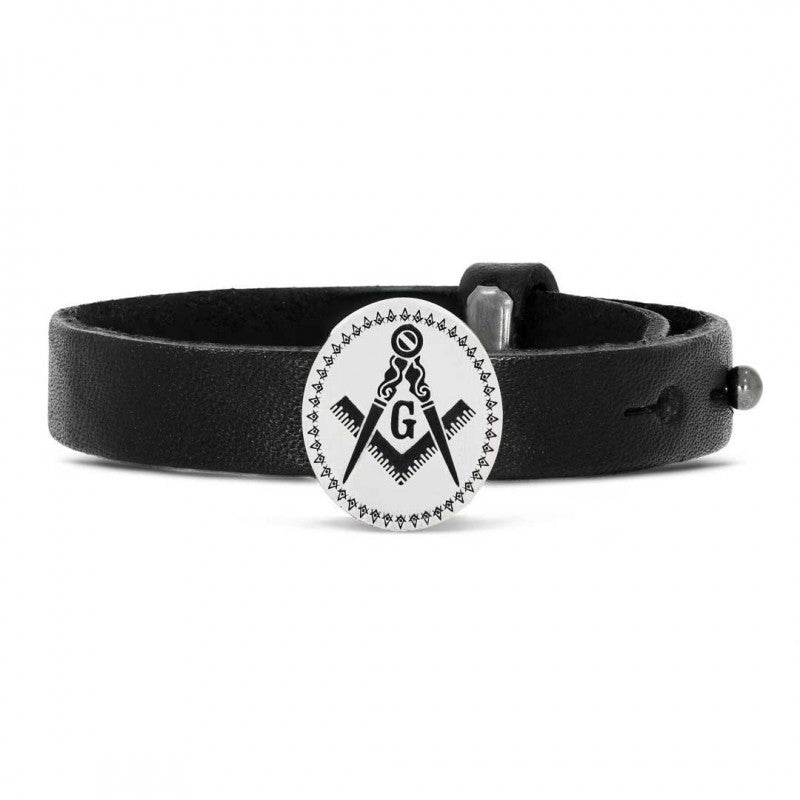bracelets, Blue Lodge Masonic Bracelet - Mens Rings and Wedding Bands by Lox and Lasso™️