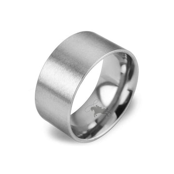 titanium, Moscow - Mens Rings and Wedding Bands by Lox and Lasso™️