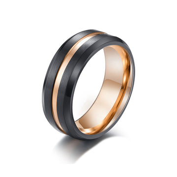 titanium, Amsterdam - Mens Rings and Wedding Bands by Lox and Lasso™️