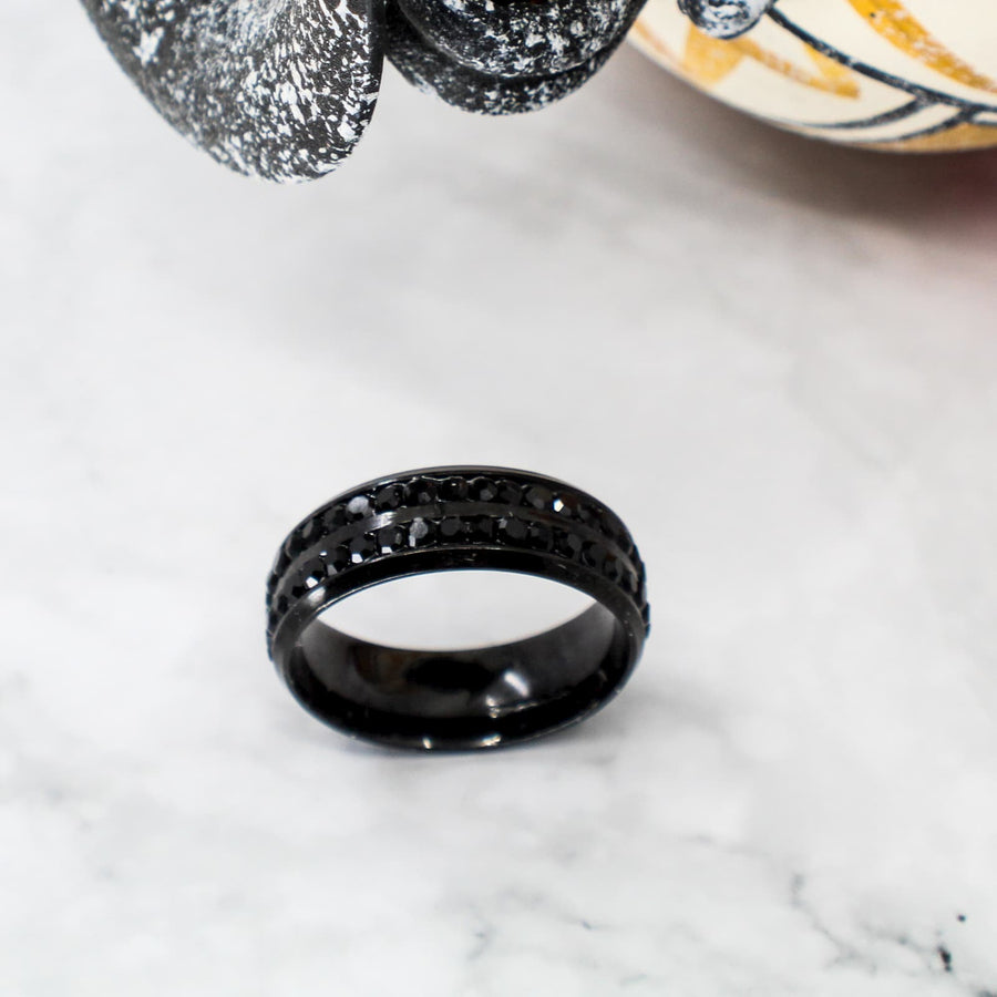 tungsten, Wynn - Mens Rings and Wedding Bands by Lox and Lasso™️