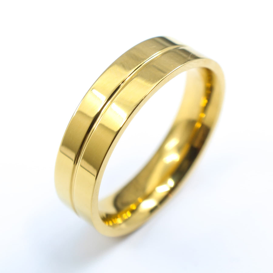titanium, Gold Coast - Mens Rings and Wedding Bands by Lox and Lasso™️