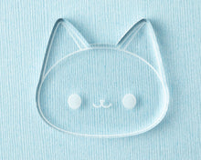 Load image into Gallery viewer, Kawaii Cat Head
