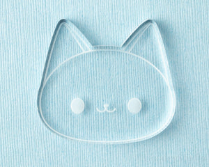 Kawaii Cat Head