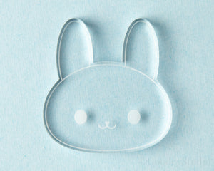 Kawaii Bunny Head