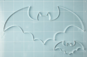 Witch Bat Mold