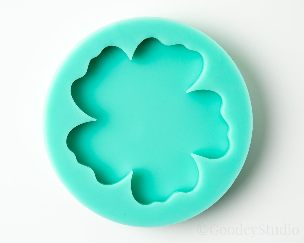 B Grade Plain Flower  Mold