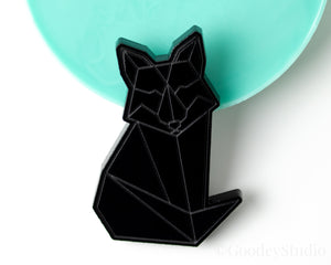 Geometric Fox Mold