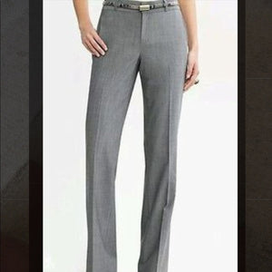 Banana Republic Grey Women's Work Pants