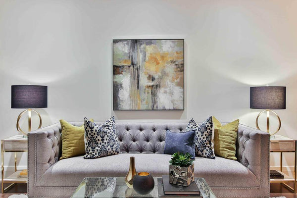 3 Simple Wall Art Ideas for your Living Room