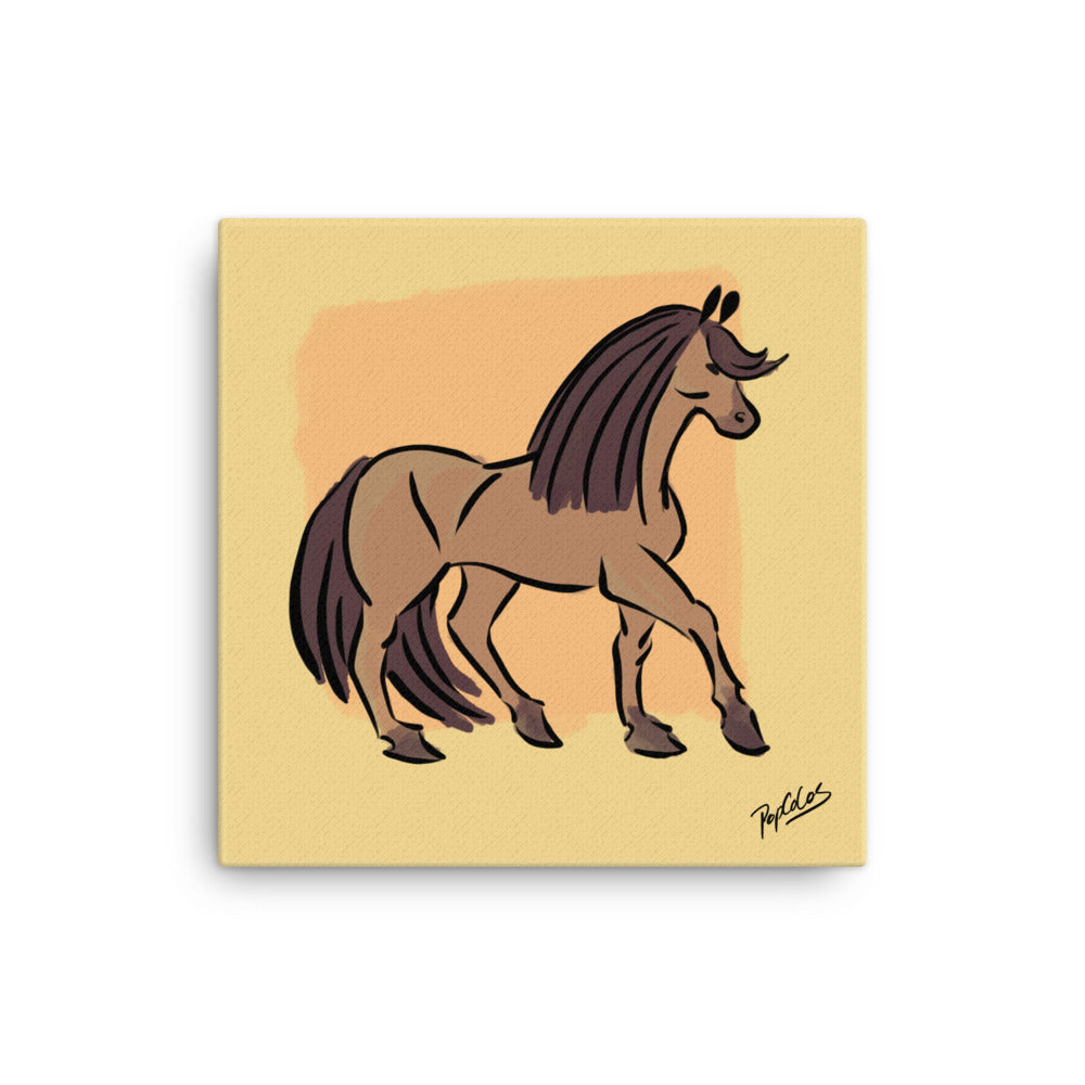 Loyal Stud Canvas