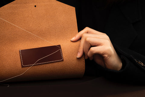 stitching-and-Handcrafting-a-clutch-purse