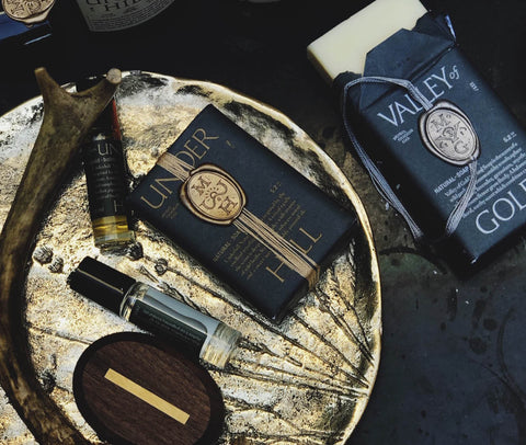 Valley of Gold Natural Men's Soap