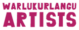 Warlukurlangu Artists Northern Territory Logo