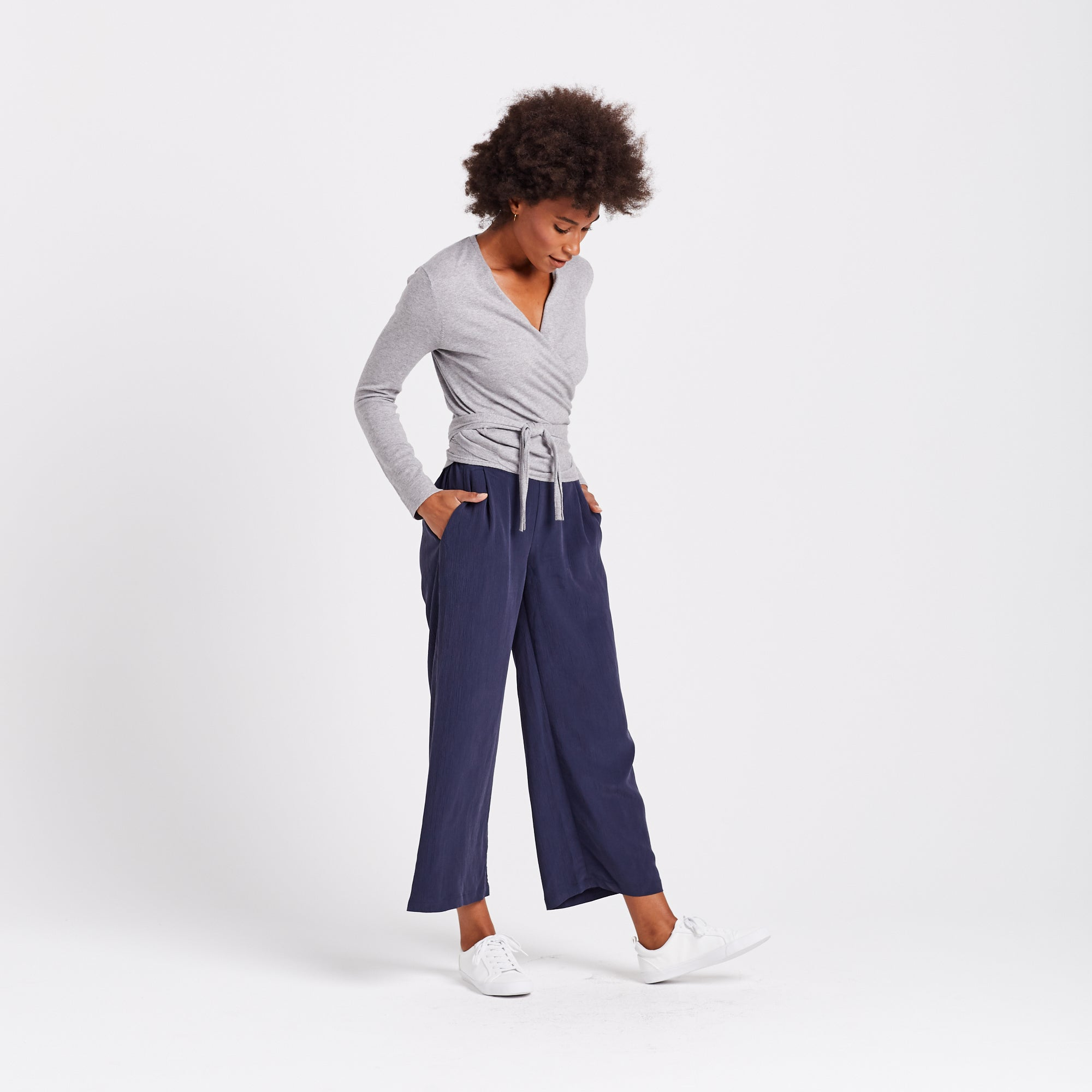 THE ALL-DAY CULOTTES | WAVE WEAVE - SALE
